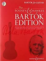 Bartok for Guitar (The Boosey & Hawkes Bartok Edition)