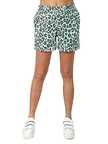 SUN 68 Shorts Donna F31222 Verde M