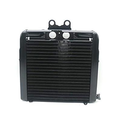 ONETK Water Tank Cooling Cooler Aluminum Engine Radiator For Harley V-Rod VRSCA 2004-2013