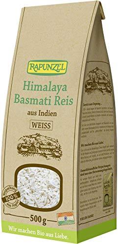 Rapunzel Bio Himalaya Basmati Reis weiß (6 x 500 gr)