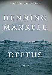 Books Set in Sweden: Depths by Henning Mankell. sweden books, swedish novels, sweden literature, sweden fiction, swedish authors, best books set in sweden, popular books set in sweden, books about sweden, sweden reading challenge, sweden reading list, stockholm books, gothenburg books, malmo books, sweden packing list, sweden travel, sweden history, sweden travel books, sweden books to read, books to read before going to sweden, novels set in sweden, books to read about sweden