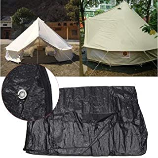 4M/5M Waterproof PE Mat Carpet Large Matting Alternative Equipping For Bell Tent - Outdoor Picnic & BBQ Picnic Mat - (L)