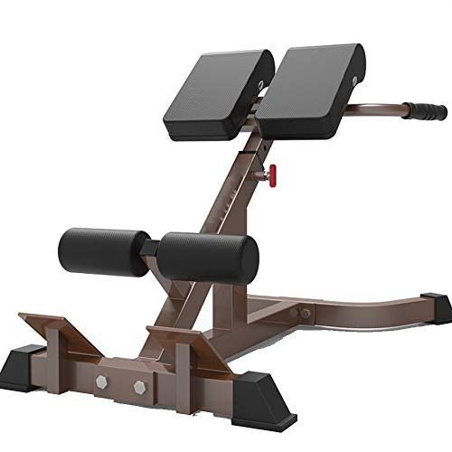 Multifunctional Roman Chair,660lbs Load Fitness Back Hyper Extension Exercise Bench Roman Chair Back Waist Training