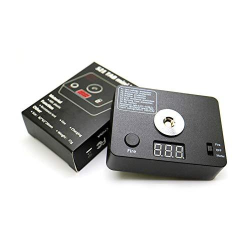 521 Mini Tab Coil Tester Brenner gemessen Widerstand Ohm Meter DIY Werkzeug Digital Display