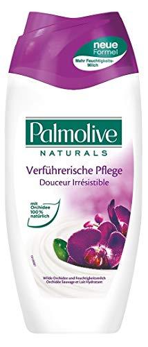 Palmolive Creme-Dusche Wilde Orchidee und Feuchtigkeitsmilch, 250 ml, 6er Pack (6 x 250 ml)