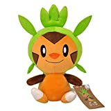 FSHDWC Pokemon Pikachu Chespin Eevee Plush Toys Wartortle Charmander Gengar Bulbasaur Animal Plush Stuffed Toys for Children 25cm Animal Toys