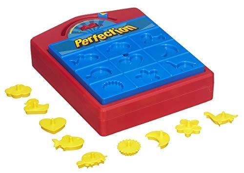 Jeu Perfection Hasbro Game - 3