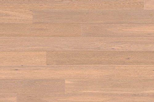 Rovere rustico diele rustico/Click Parquet, cura, Spazzolato, oliato bianco, 15X 189X 1860mm
