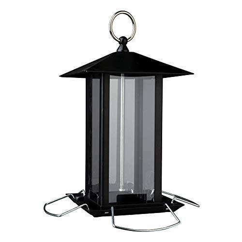 Trixie 55621 Futterspender, 1.000 ml/20 cm, schwarz
