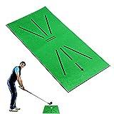 BORNEW Golf Training Mat Golf