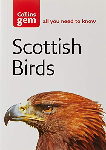 Collins Gem Scottish Birds: The Quick and Easy Spotter's Guide