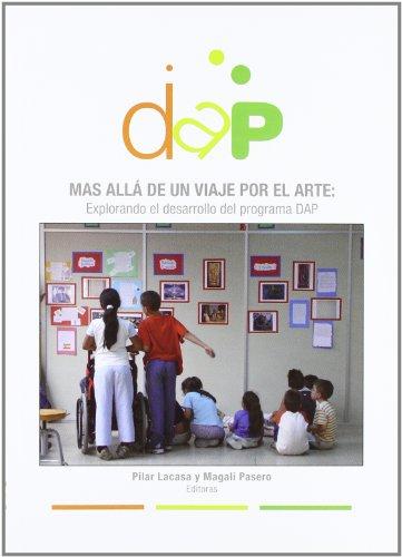 Mas allá de un viaje por el arte: Explorando el desarrollo del programa DAP: 04 (Obras Colectivas Educación)