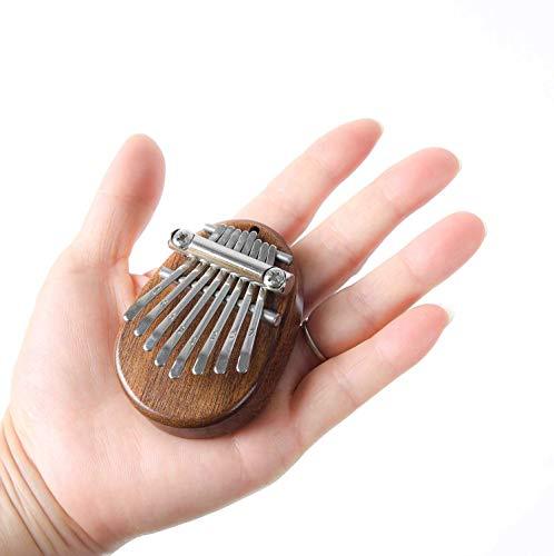Mini Kalimba de 8 teclas de alta calidad exquisito dedo