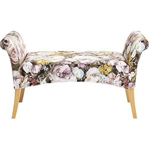 Kare Design Sitzbank Motley Blumen