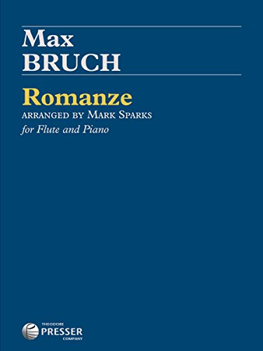 Romanze, Op. 85: For Flute and Piano (or Orchestra