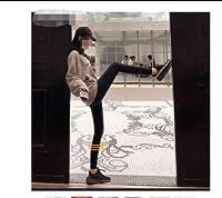 MZJJ 女性のシームレスなハイウエストは、ワークアウトレギンスシュガーポケットレディースアスレチック・パンツワークアウトヨガレギンスフィットネスタイツを実行します (色 : ブラック, サイズ : M)