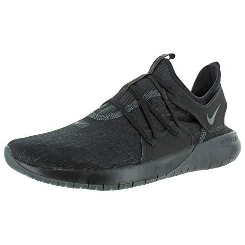 Nike Men's Flex RN 2019 Running Shoe, Black/Black-anthacite, 8.5