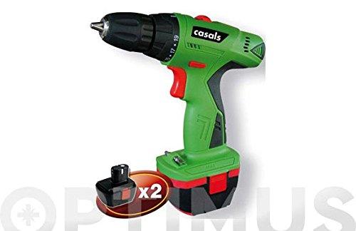 Casals M111611 - Taladro bateria percutor vcd12rm-2 12v atornillador