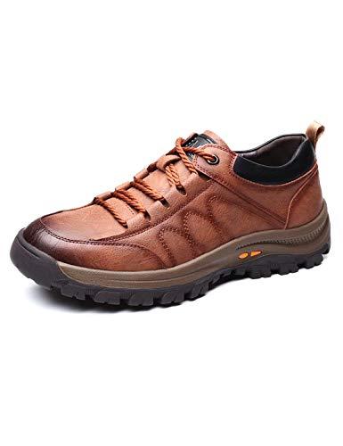 Zapatos Casuales para Hombre, Zapatos Resistentes Al Desgaste De Cuero Dividido De Primavera, Zapatos Resistentes Al Desgaste, Zapatos De Moda para Hombre De Estilo Británico