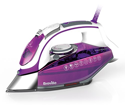 Breville Press Xpress Steam Iron, 400 ml, 2800 W by Breville