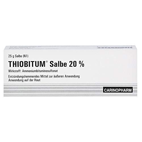 THIOBITUM Salbe 20% 25 g