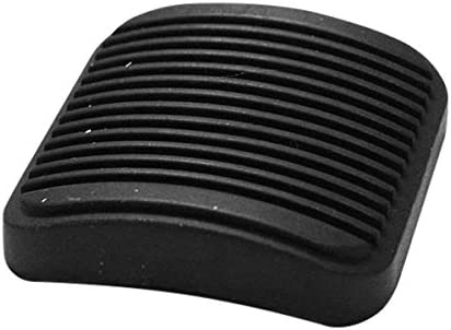 APDTY 31891 Brake or Clutch Pedal Rubber Pad Fits 1987 2017 Jeep Wrangler More product image