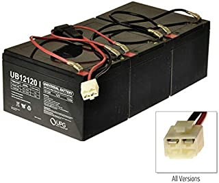 AlveyTech 36 Volt Battery Pack for The Razor SX500 (12 Ah, with Harness)