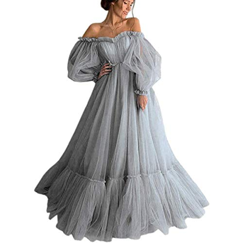 Top 10 Best Junoesque Off the Shoulder Lace Beadings Satin Tiered Chapel Train Wedding Dress Owd 018 Comparison