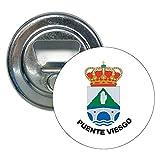 ABRIDOR REDONDO ESCUDO PUENTE VIESGO (ACTUAL) - CANTABRIA