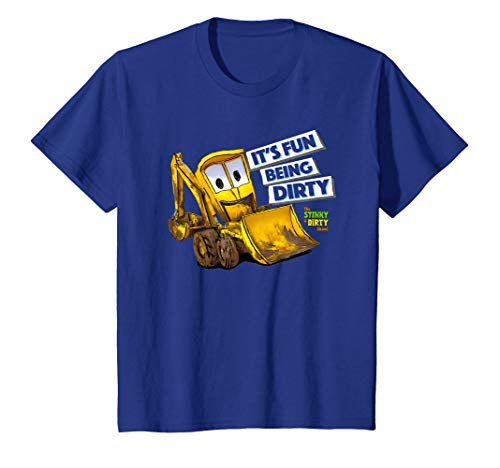 Kinder Kids The Stinky and Dirty Show - Best Friends T-Shirt T-Shirt