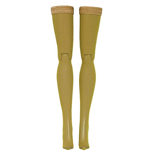 Yellow/Gold Doll Stockings for Ever After and Monster High dolls - all sizes