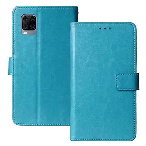 Lankashi Premium Retro Business Flip TPU Silikon Stand Brieftasche Leder Tasche Schütz Hülle Handy Handy Hülle Schale Bumper Für ZTE Axon 11 5G A2021 6.47