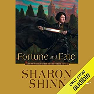 Fortune and Fate audiobook cover art