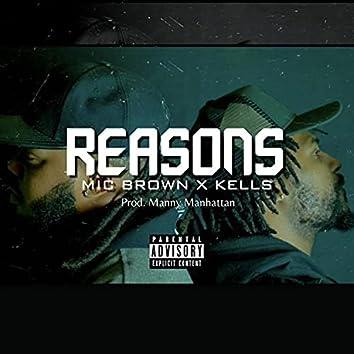 Reasons (feat. str8drop)