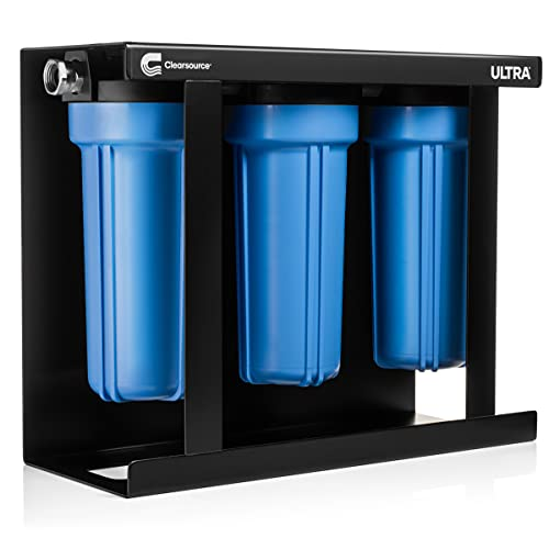 CLEARSOURCE ULTRA RV WATER FILTER SYSTEM - NOW WITH VIRUSGUARD PROTECTION