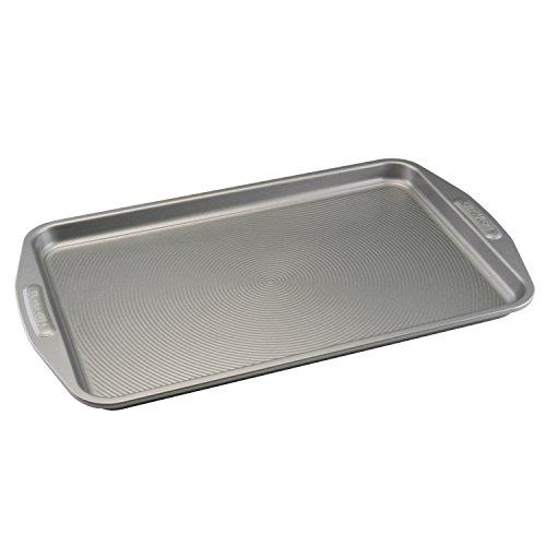 Circulon Nonstick Bakeware, Nonstick Cookie Sheet / Baking Sheet - 11 Inch x 17 Inch, Gray