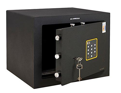 Arregui - Caja fuerte sobreponer certificada/o t4 electrico/a llave