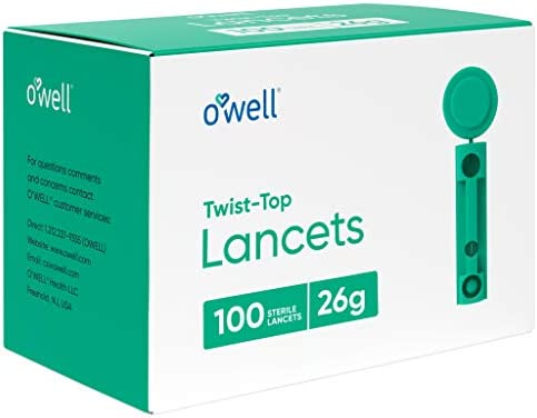 Top 10 Best lancet devices for diabetics that use freestyle testing strips Reviews