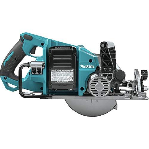 Makita GSR01M1 40V Max XGT Brushless Lithium-Ion 7-1/4 in. Cordless Rear Handle Circular Saw Kit (4 Ah)