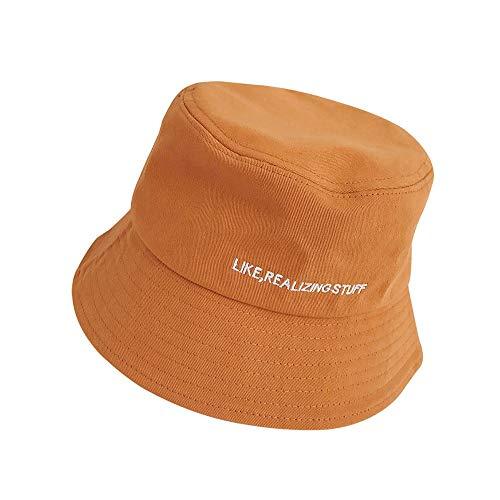 Saisma Sombrero De Pescador Sombrero De Sol De Protección Solar para Mujer Versión Coreana del Salvaje Japonés Casual...