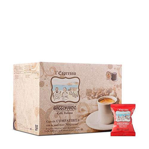 300 Capsule compatibili Nespresso GUSTO RICCO To.da Gattopardo