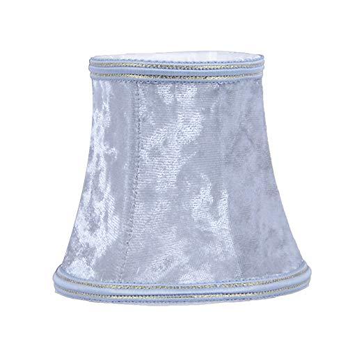SACYSAC Pantalla, Pantalla Hecha a Mano, Utilizado en lámparas de Pared de Estilo Europeo Moderno, candelabro de Cristal,B