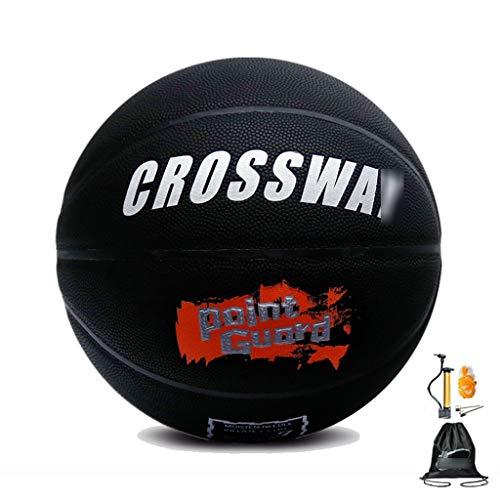 Find Bargain YE ZI Basketballs- Standard Basketball Indoor and Outdoor No. 7 Basketball Size 9.7inch...