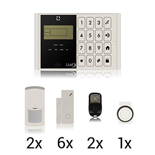 Antirrobo/Alarma para casa y Casa, Negocio y Carga, selector de gsm Dispositivo, Inalámbrico, Control a Distancia por teléfono móvil