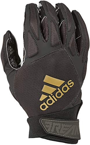 Gants de gardien de football Adidas Freak 4.0 rembourrés, Homme, FREAK 4.0, noir, Large