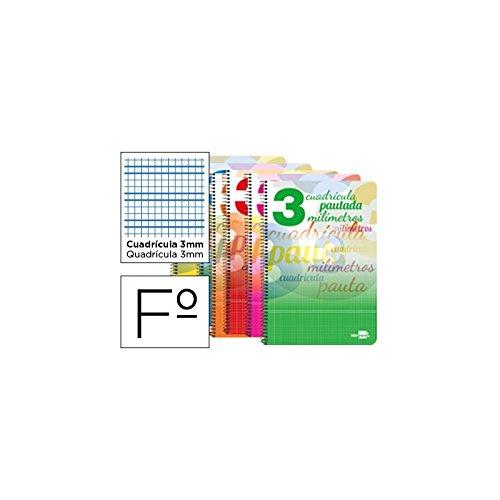 Liderpapel 51697 - Cuaderno espiral