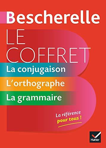 Bescherelle Le Coffret de la Langue Francaise - Nouvelle Edition: Le coffret Bescherelle: conjugaison, grammaire, ortographe, vocabul