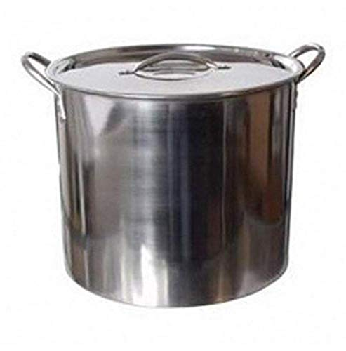 Eagle Brewing BE300 Stainless Steel Kettle, 5 gal