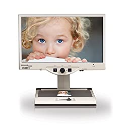 Merlin desktop video magnifier is the best magnifier for very large viewing