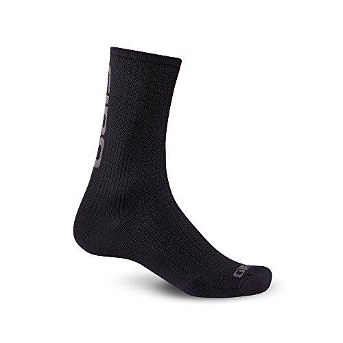 Giro HRC Team Socks Black/Dark Shadow Small